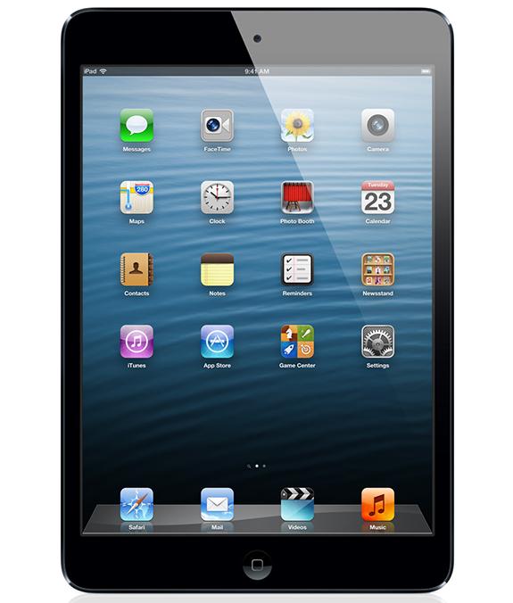 iPad Mini Wi-Fi 16GB Cinza Espacial