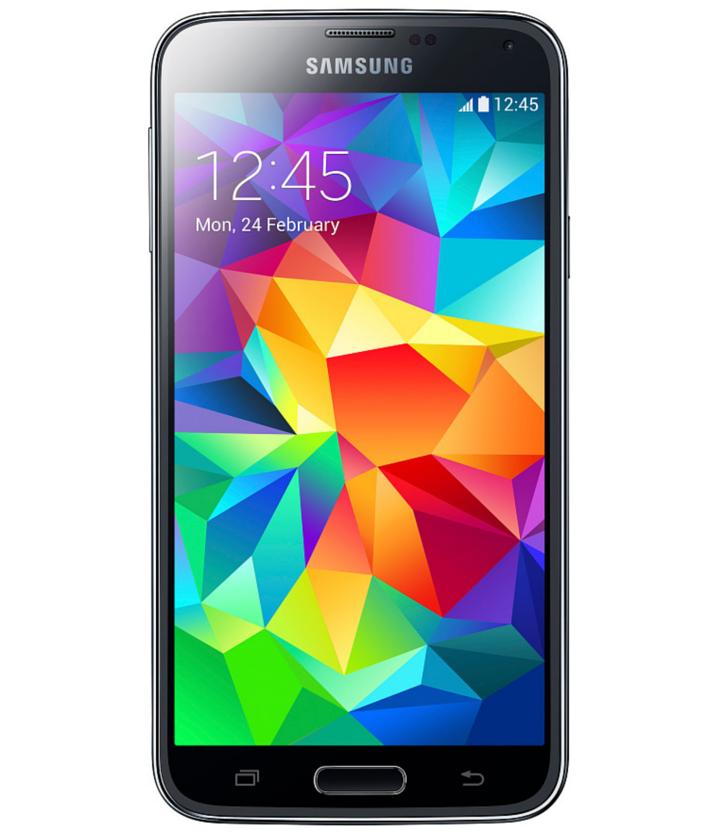 Samsung Galaxy S5 Azul Seminovo Excelente