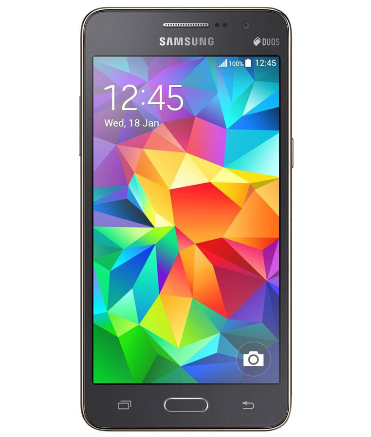 Samsung Galaxy Gran Prime 3G Duos 8GB Cinza Seminovo Excelente