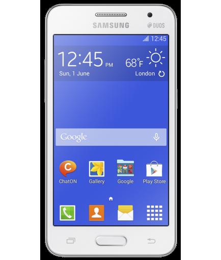 Samsung Galaxy Core 2 Duos Branco