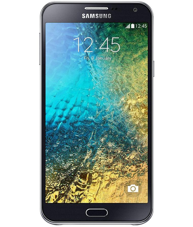 Samsung Galaxy E7 Preto Seminovo Muito Bom
