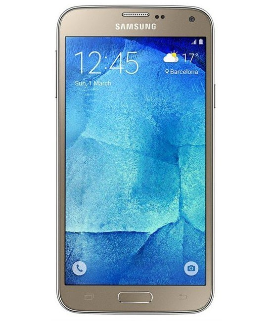 Samsung Galaxy S5 New Edition Duos Dourado Seminovo Excelente