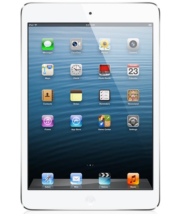 iPad Mini Wi-Fi + 4G 16GB Prateado
