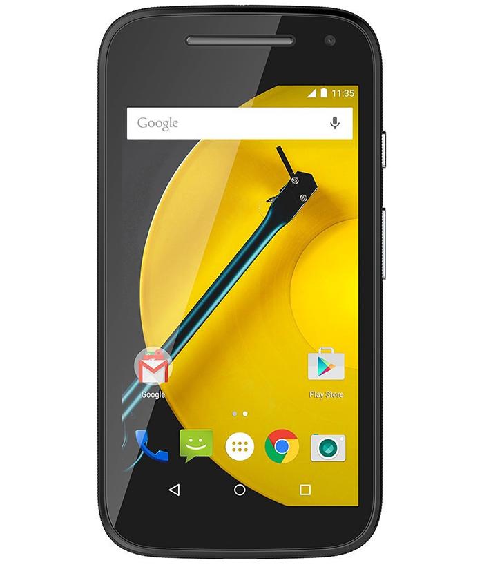 Motorola Moto E (2a Geração) 16GB 4G Dual Preto