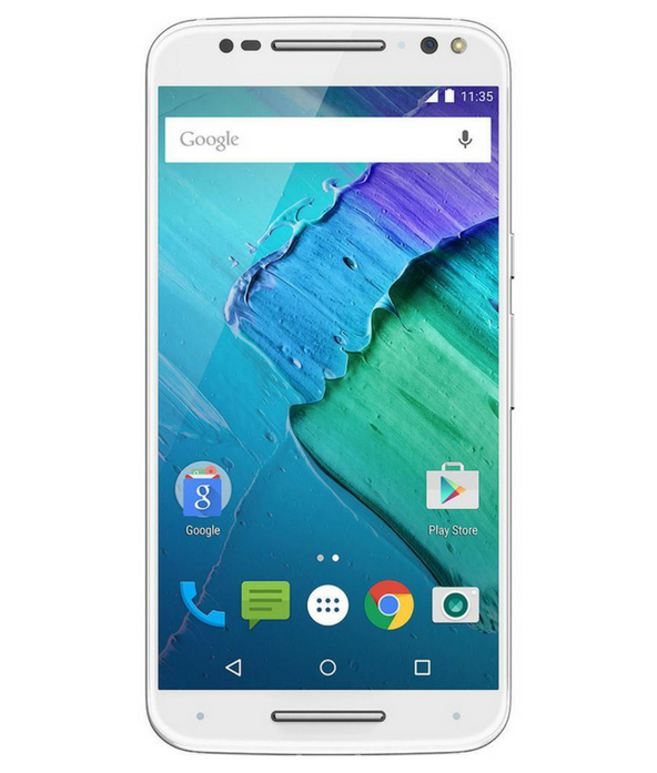 Motorola Moto X Style 32GB Branco Bambu Seminovo Muito Bom