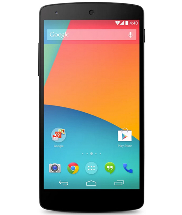 LG Nexus 5 D821 Preto