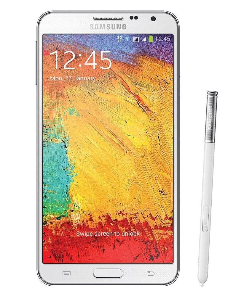 Samsung Galaxy Note 3 Neo Duos Branco Seminovo Excelente