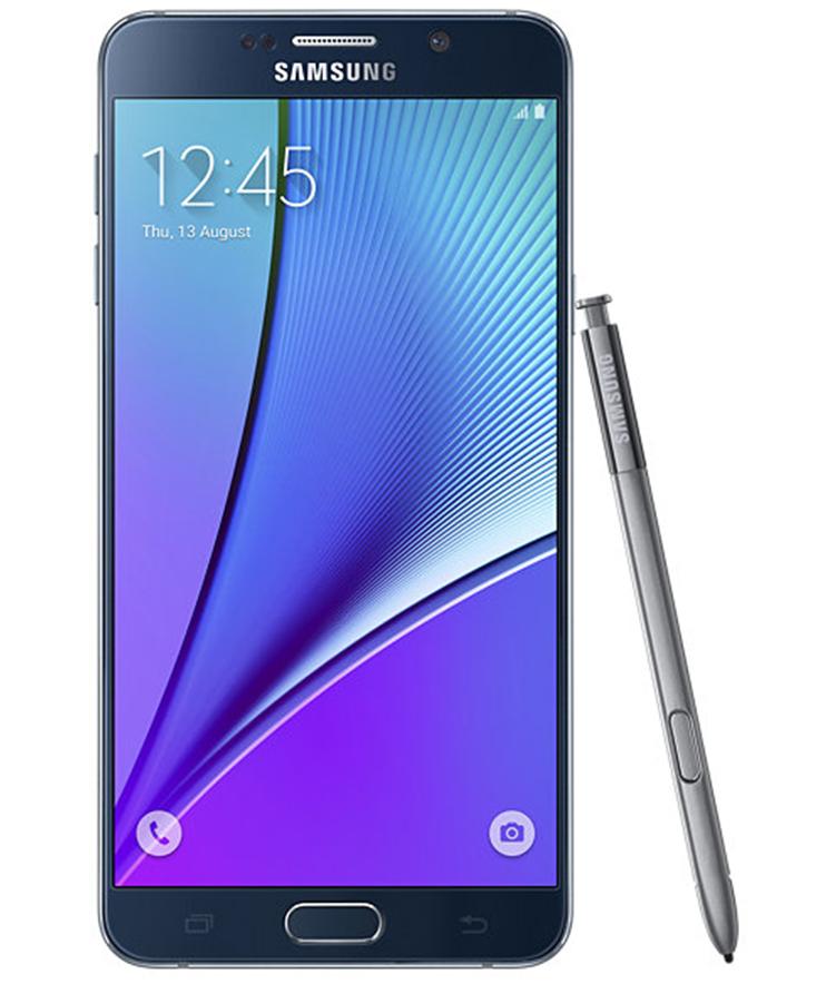 Samsung Galaxy Note 5 Preto Seminovo Excelente