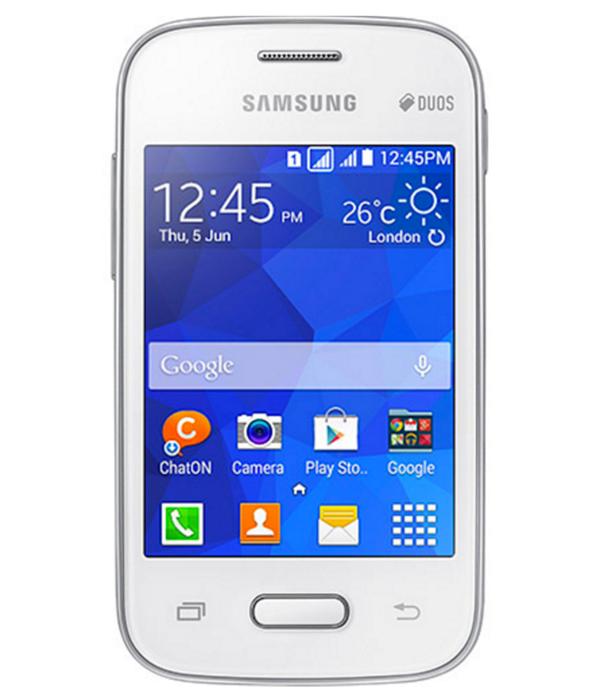 Samsung Galaxy Pocket 2 Duos Branco