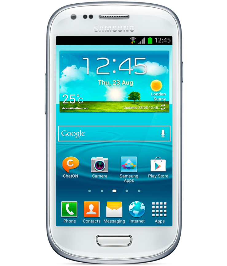 Samsung Galaxy S3 Mini Branco