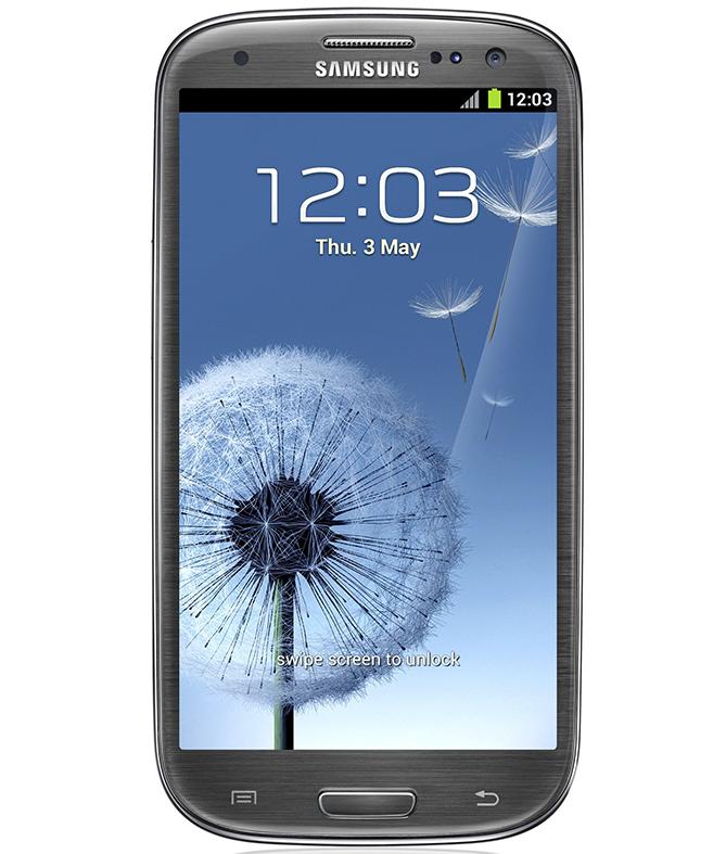 Samsung Galaxy S3 Mini Cinza
