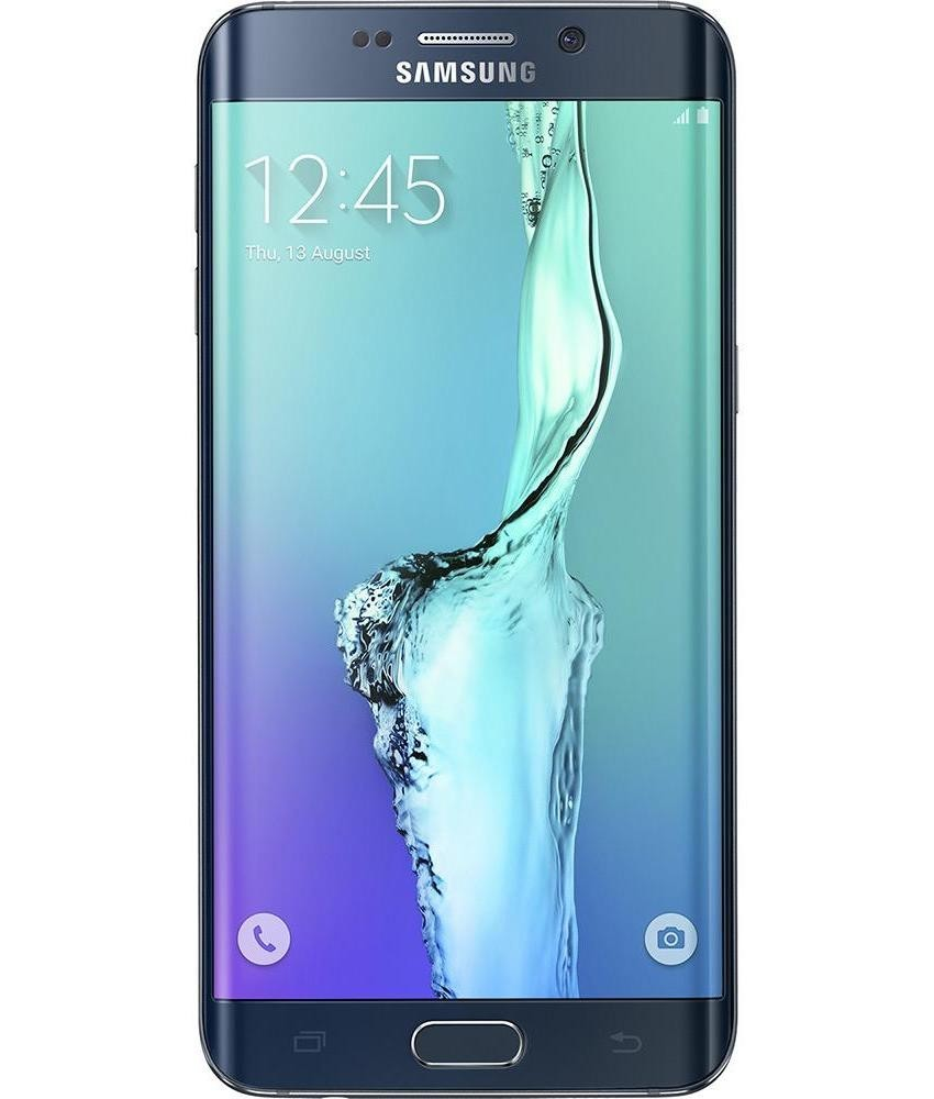 Samsung Galaxy S6 Edge Plus 32GB Preto Seminovo Excelente