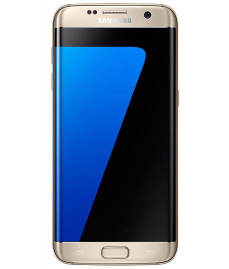 Samsung Galaxy S7 Edge 32GB Dourado Seminovo Bom