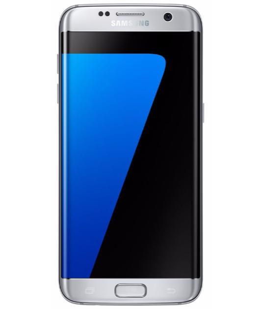 Samsung Galaxy S7 Edge 32GB Prata Seminovo Muito Bom