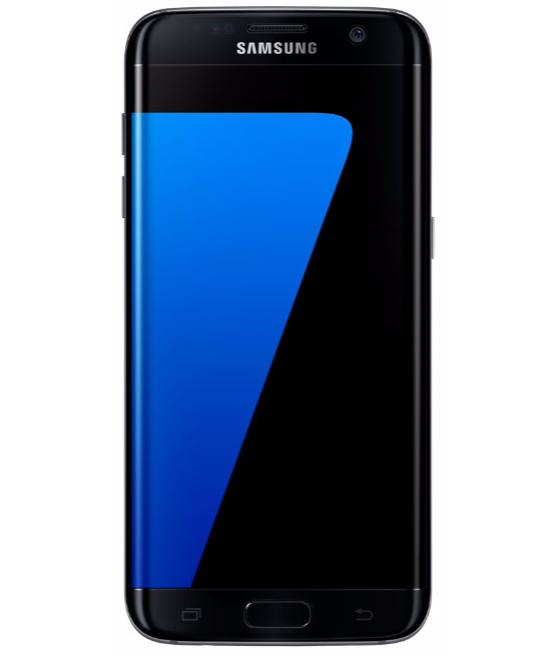 Samsung Galaxy S7 Edge 32GB Preto Seminovo Bom