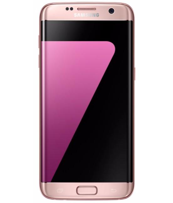 Samsung Galaxy S7 Edge 32GB Rosa Seminovo Excelente