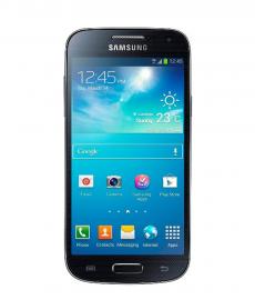 Samsung Galaxy S4 Mini Duos Preto