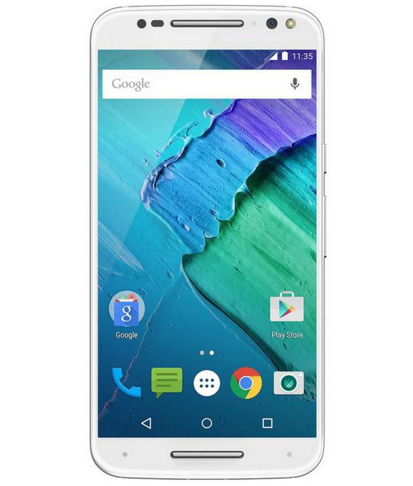 Motorola Moto X Style 32GB Branco Seminovo Excelente