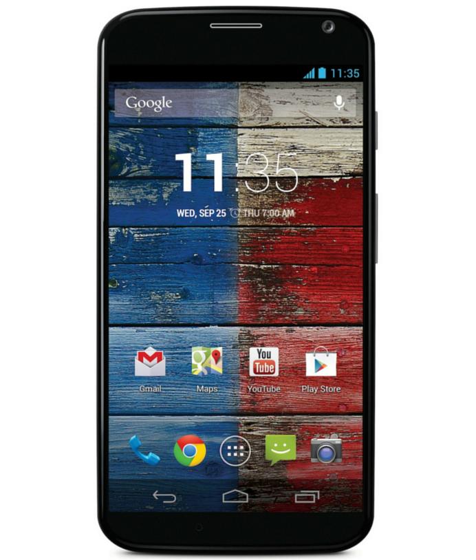 Motorola Moto X1 16GB Luna - 16GB - Android 4.4.4 KitKat - 1.7 GHz Dual Core - Tela 4.7 ´ - Câmera 10MP - Desbloqueado - Recertificado