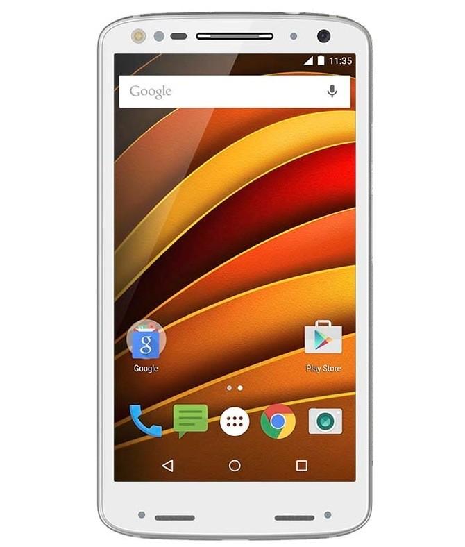 Motorola Moto X Force 64GB Branco - 64GB - Desbloqueado - Recertificado