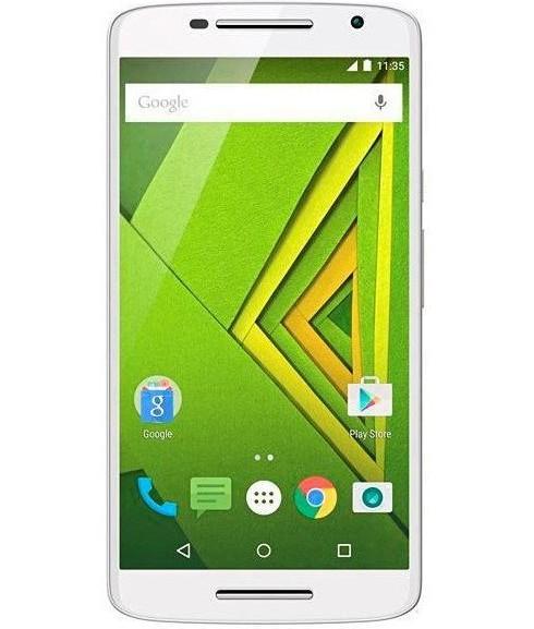 Motorola Moto X Play 32GB 4G Dual Branco Framboesa - 32GB - Desbloqueado - Recertificado