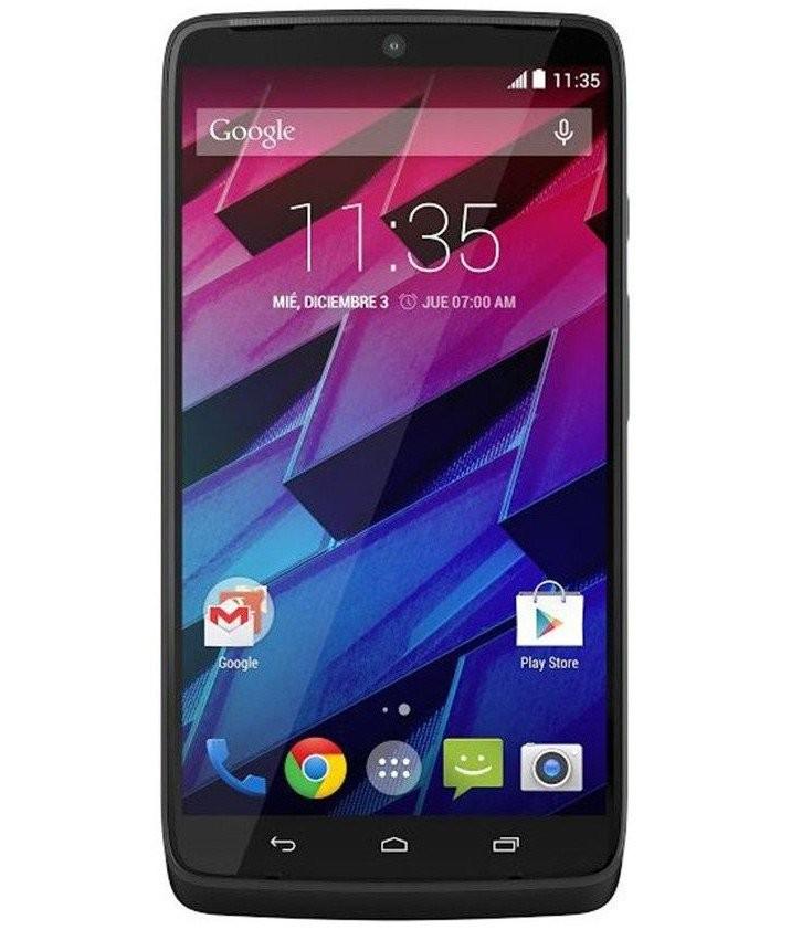 Motorola Moto Maxx 64GB - 64GB - Android 4.4.4 KitKat - 2.7 GHz Quad Core - Tela 5.2 ´ - Câmera 21 MP - Desbloqueado - Recertificado
