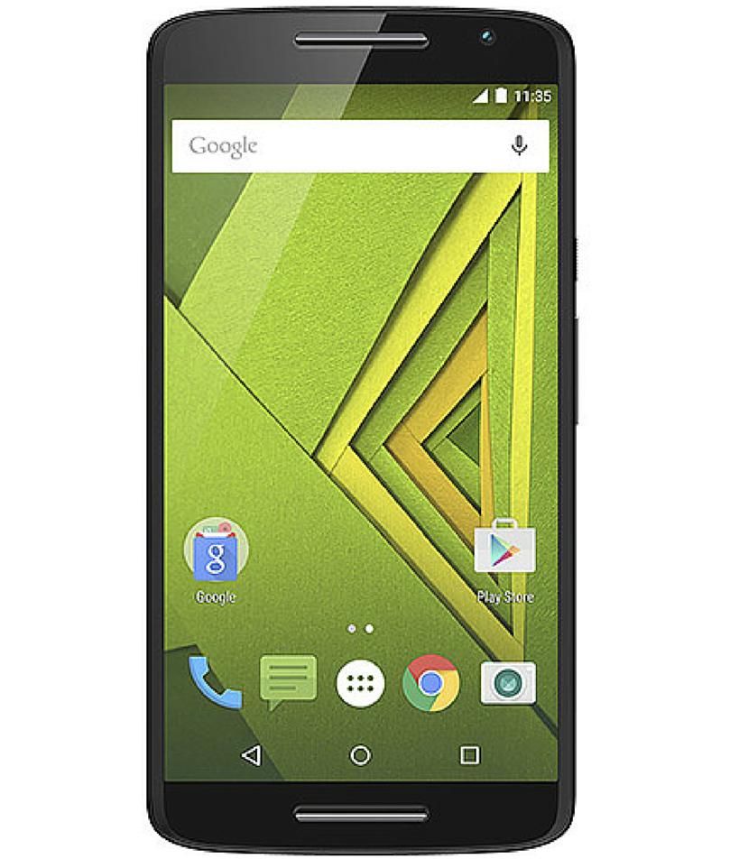 Motorola Moto X Play 32GB 4G Dual Preto - 32GB - Desbloqueado - Recertificado