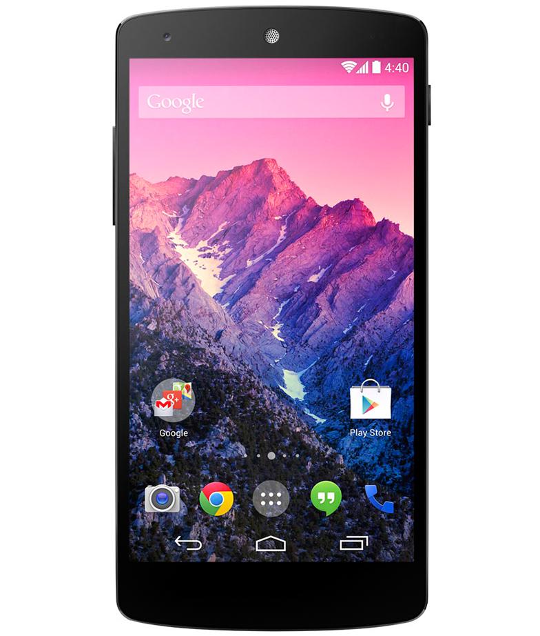 LG Nexus 5 D821 Branco - 16GB - Android 4.4 KitKat - 2.3 GHz Quad Core - Tela 5 ´ - Câmera 8MP - Desbloqueado - Recertificado