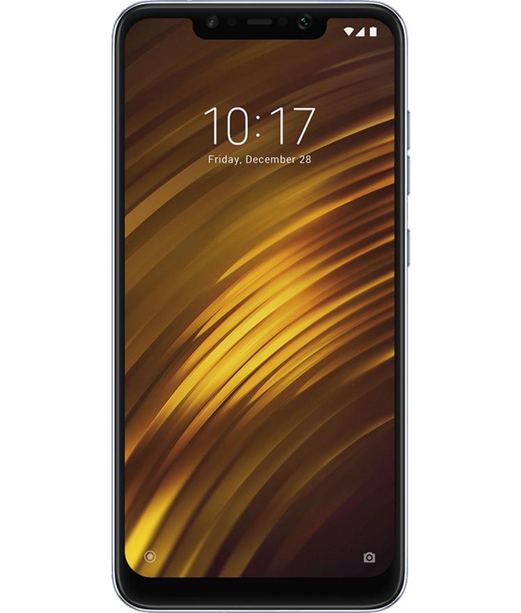 Xiaomi Pocophone F1 128GB Azul Aço Seminovo Bom