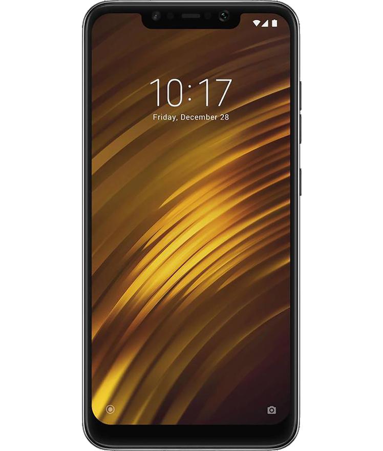 Xiaomi Pocophone F1 128GB Preto Seminovo Bom - Sem Touch...