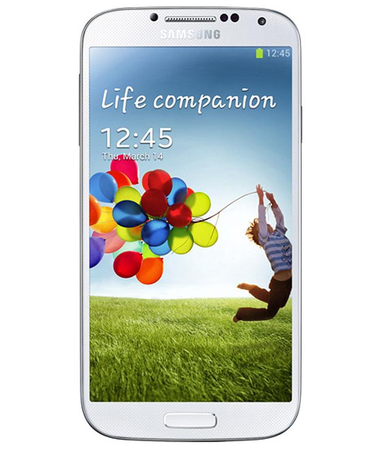 Samsung Galaxy S4 i9505 Branco - 16GB - Android 4.4.2 Jelly Bean - 1.9 GHz Quad Core - Tela 5 ´ - Câmera 13MP - Desbloqueado - Recertificado