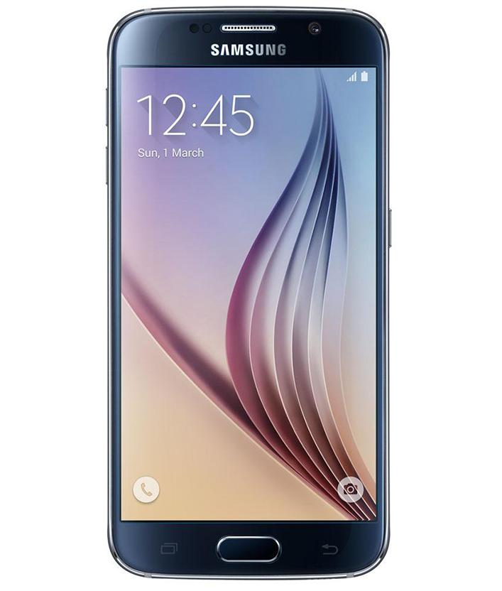 Samsung Galaxy S6 Flat Preto - 32GB - Android 5.0 TouchWiz UI Lollipop - Quad - core 1.5 GHz Cortex - A53 + Quad - core 2.1 GHz Cortex - A57 - Tela 5.1 ´ - Câmera 16MP - Desbloqueado - Recertificado